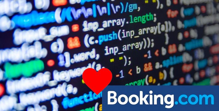coding booking.com integration