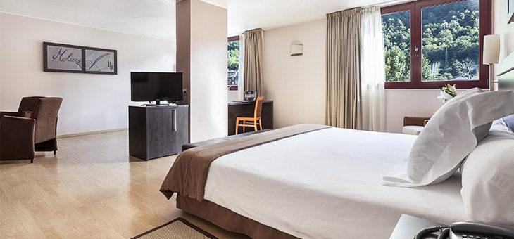 ¿ Cómo sería la habitación ideal de un hotel si la diseñara un huésped ?